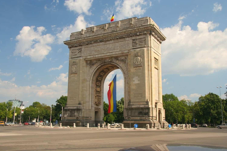 Paris Sehenswuerdigkeiten Triumphbogen