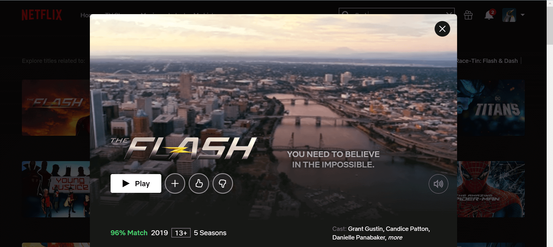 The Flash Staffel 3 Netflix