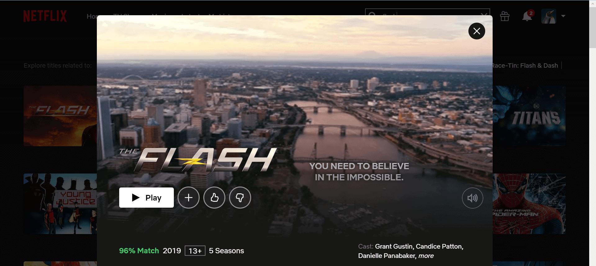 The Flash Staffel 3 Netflix