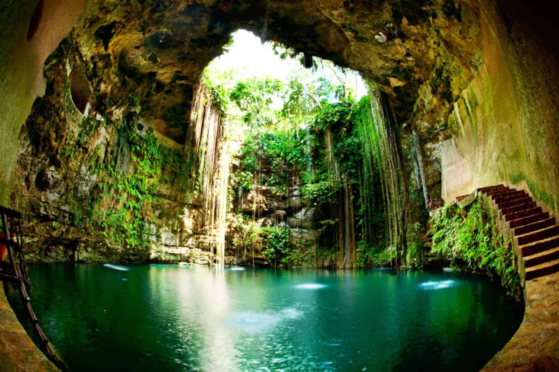 Yucatan Cenoten