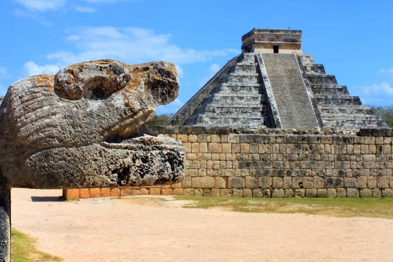 Yucatan Chichen Itza