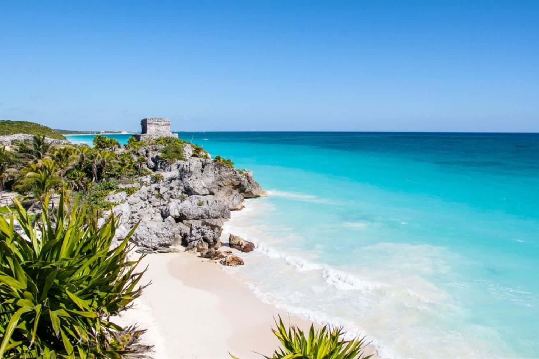 Yucatan Tulum Strand