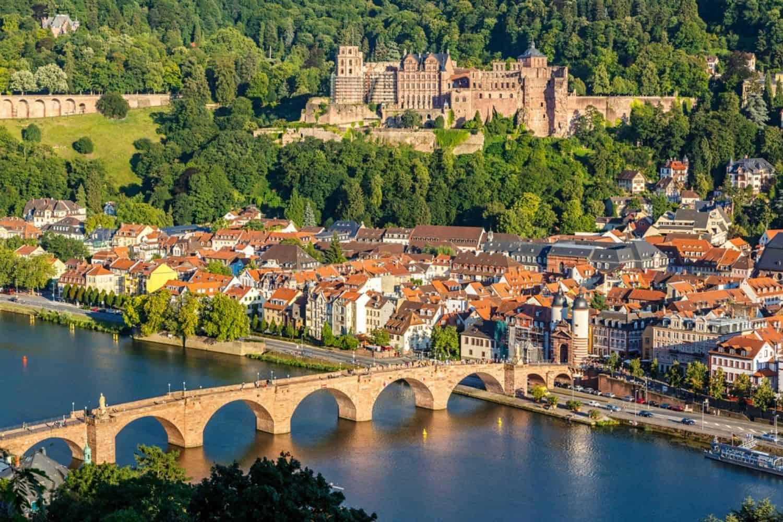 Ferien in Deutschland Heidelberg Schloss
