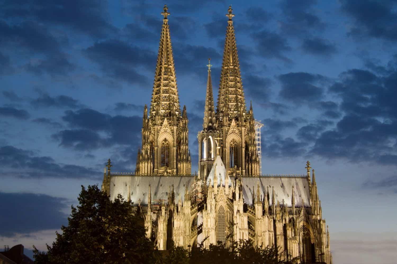 Ferien in Deutschland Koelner Dom