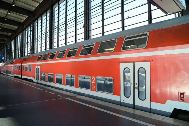 Ferien in Deutschland Regiobahn