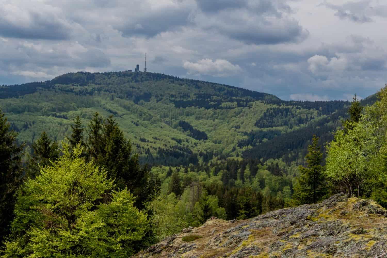 Ferien in Deutschland Thueringer Wald