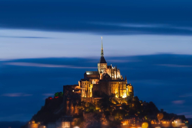 Frankreich Mont Saint-Michel