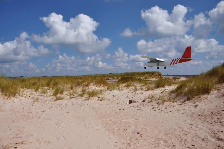 Helgoland Flugplatz