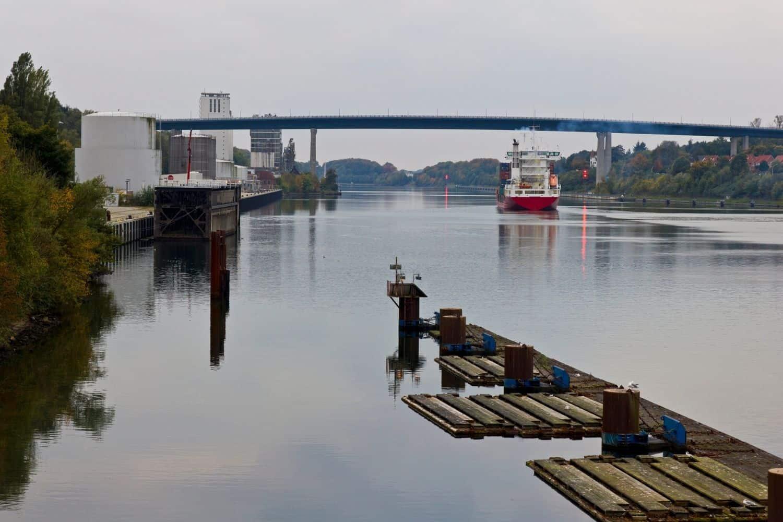 Kiel Nord Ostsee Kanal