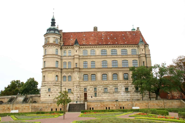 Ostsee Urlaub Schloss Guestrow