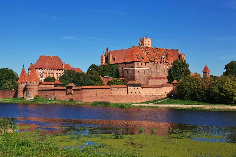 Polnische Ostsee Malbork