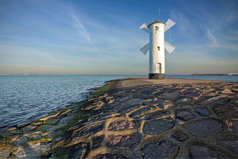 Swinoujscie Lighthouse