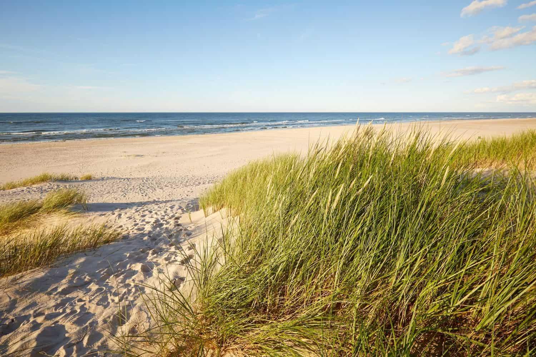 Polnische Ostsee Wanderduene Leba