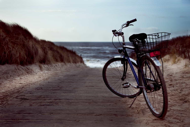 Sylt Deutschland Fahrrad Tour