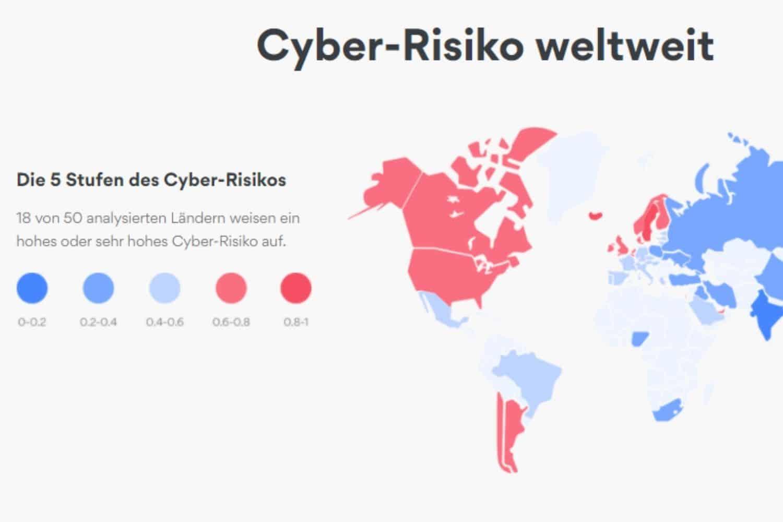VPN Chile Gefahr Durch Cyberangriffe