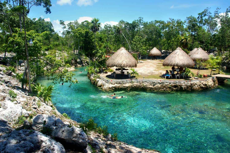 Yucatan Halbinsel Strand