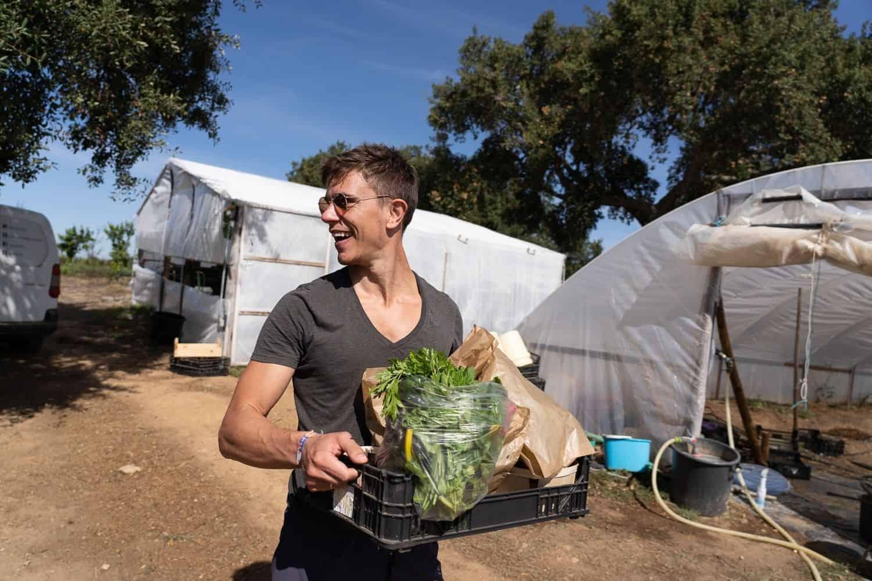 Mit lokaler Kost unterstützt du auch Kleinbauern vor Ort