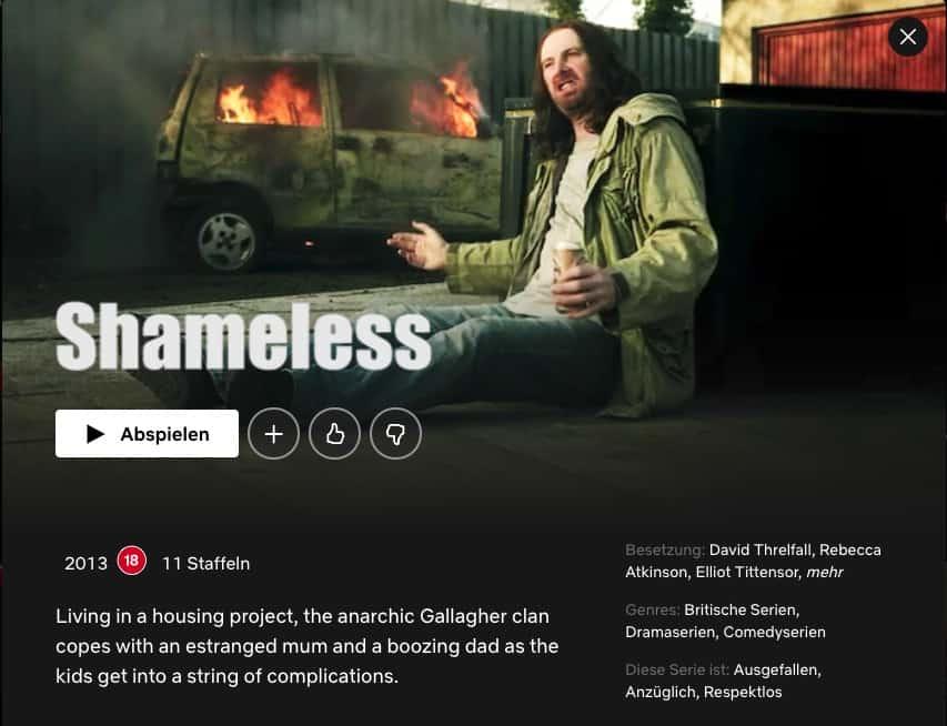 Netflix UK in Deutschland Schauen