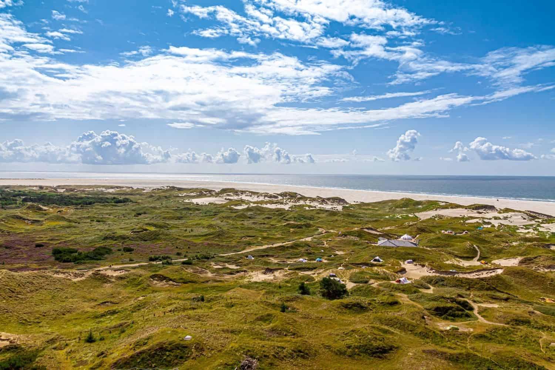 Nordsee Urlaub Camping Amrum