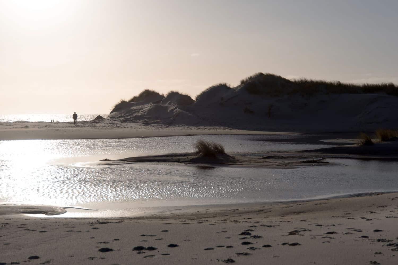 Nordsee Urlaub Kniepsand auf Amrum
