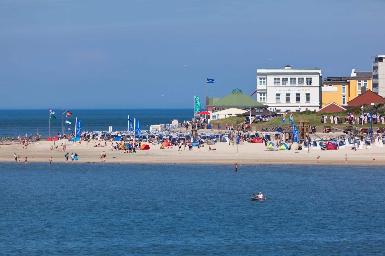 Nordsee Urlaub Summertime Festival auf Norderney