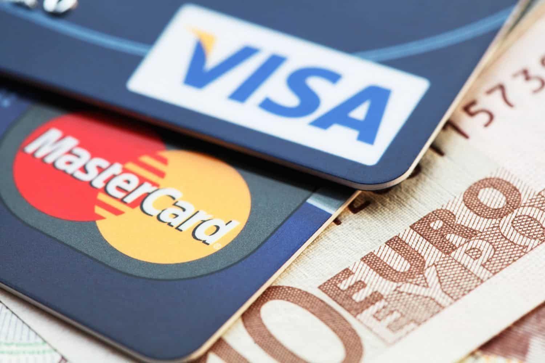 Reisekreditkarte Visa Mastercard Bargeld