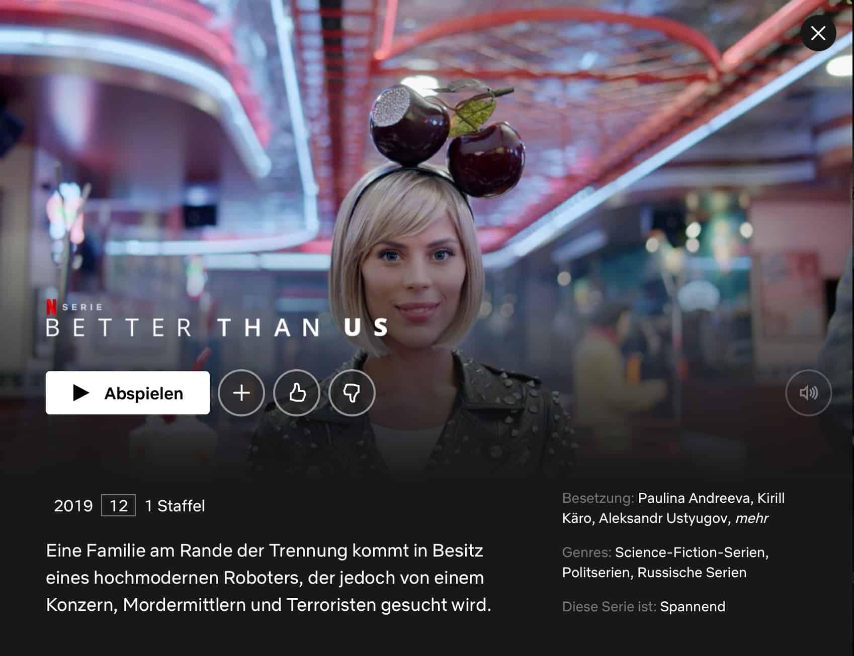 Netflix Russische Filme