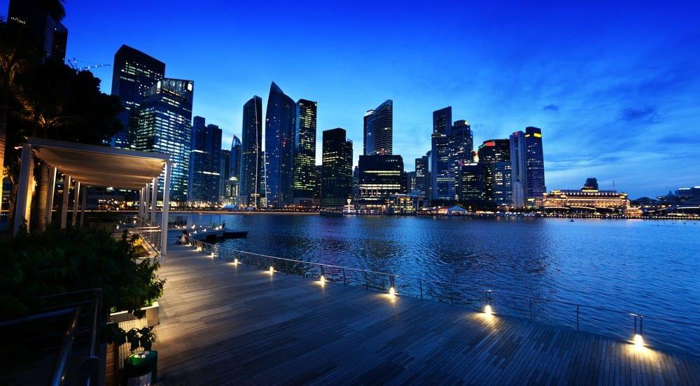 VPN Merlion Singapur