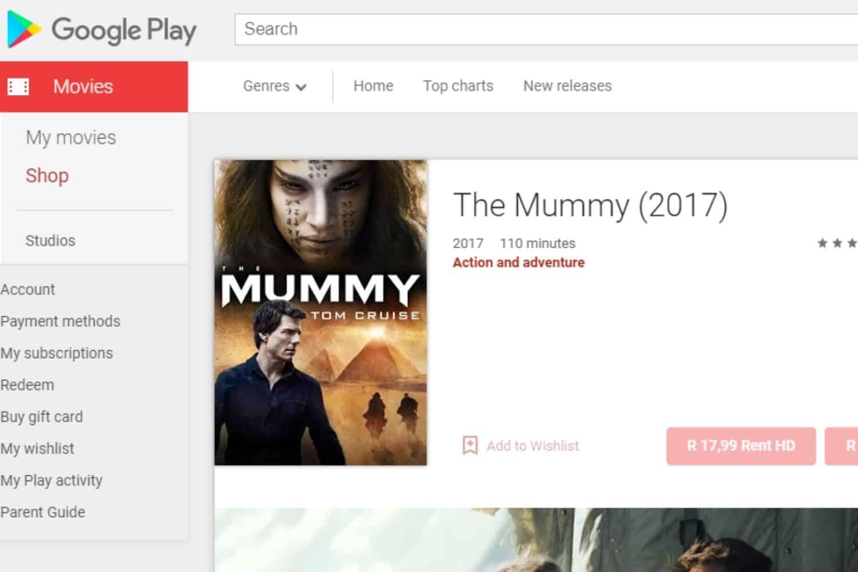 VPN Aegypten Spooky Mumie
