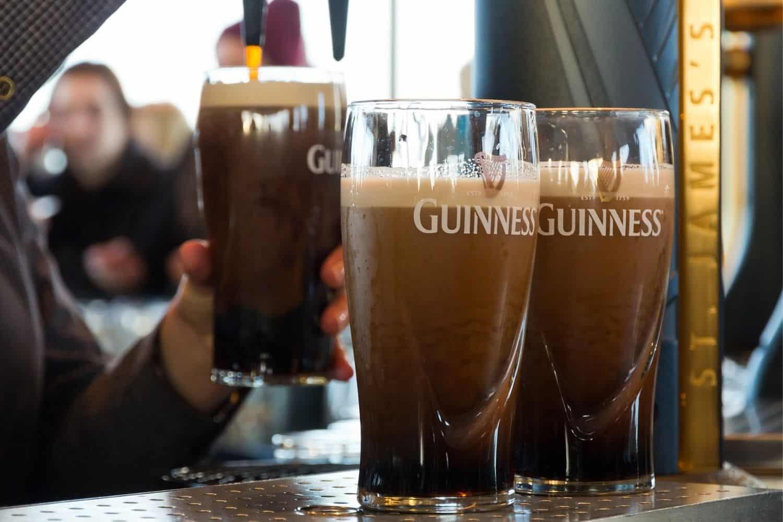 Guinness Bier Irland