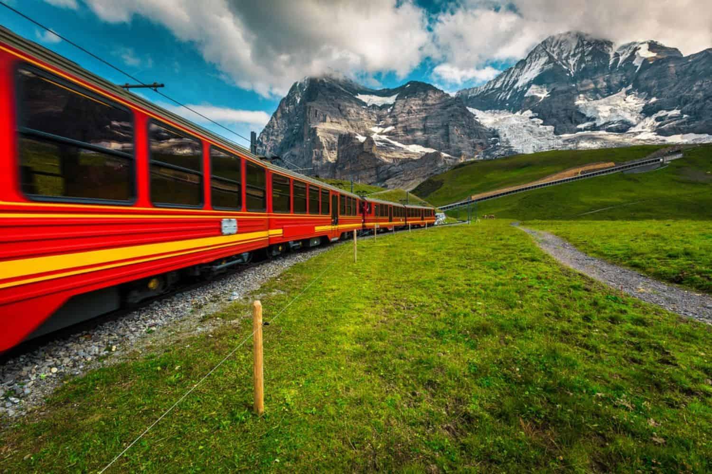 Nachhaltig Reisen atemberaubende Kulissen