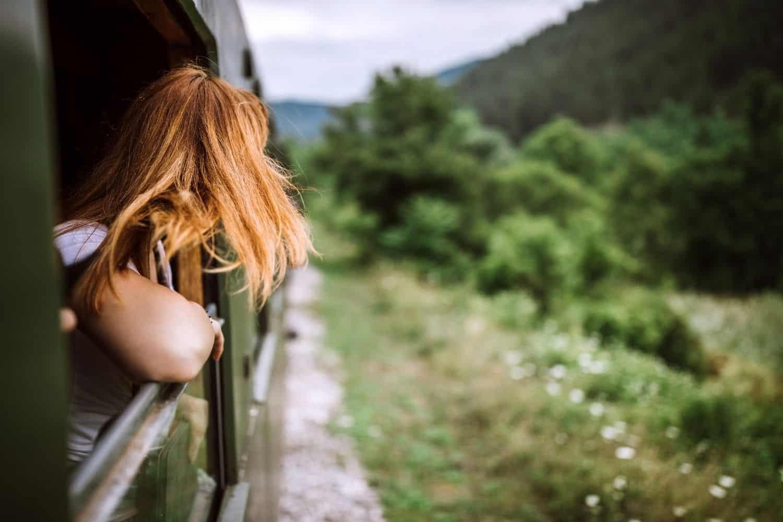 Nachhaltig Reisen Zugreise Erlebnis