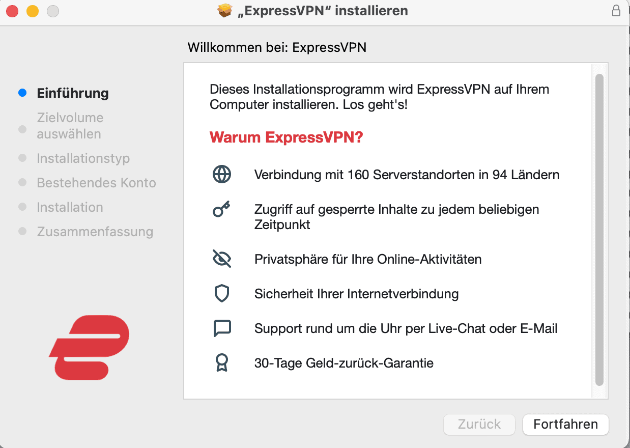 Netfix ExpressVPN Legal Installation