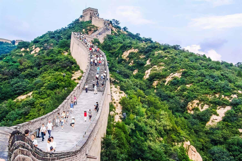 Chinesischen Mauer