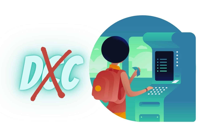 Kreditkarte auf DCC Verzichten