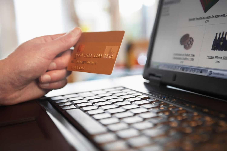 Kreditkarte Vorderseite