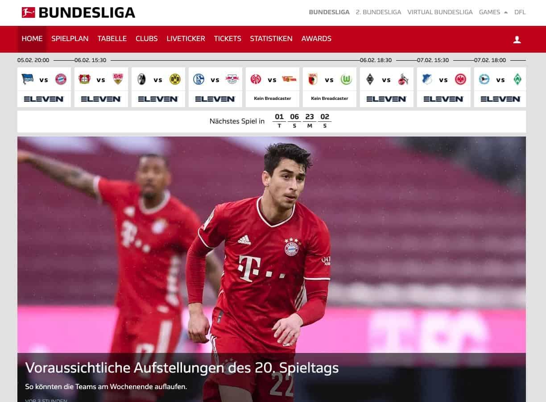 Waiputv Bundesliga