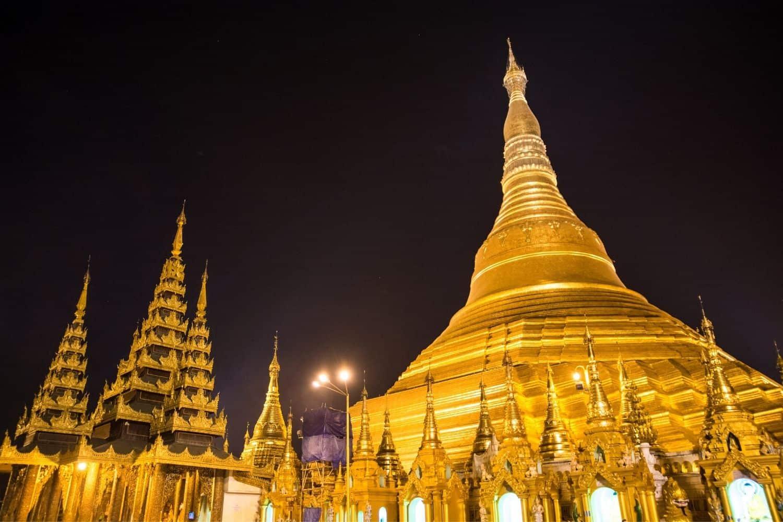 Waitputv Shwe Dagon Pagoda