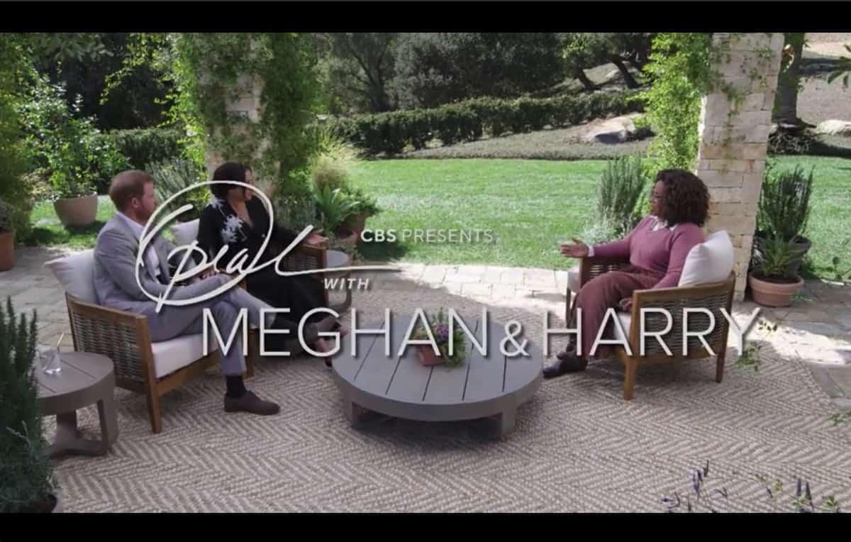 Meghan und Harry Oprah Interview