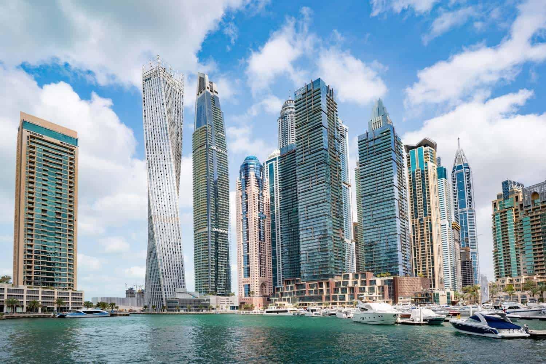 Dubai Stadt Working Visum