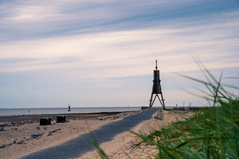 Kugelbake Cuxhaven Nordsee