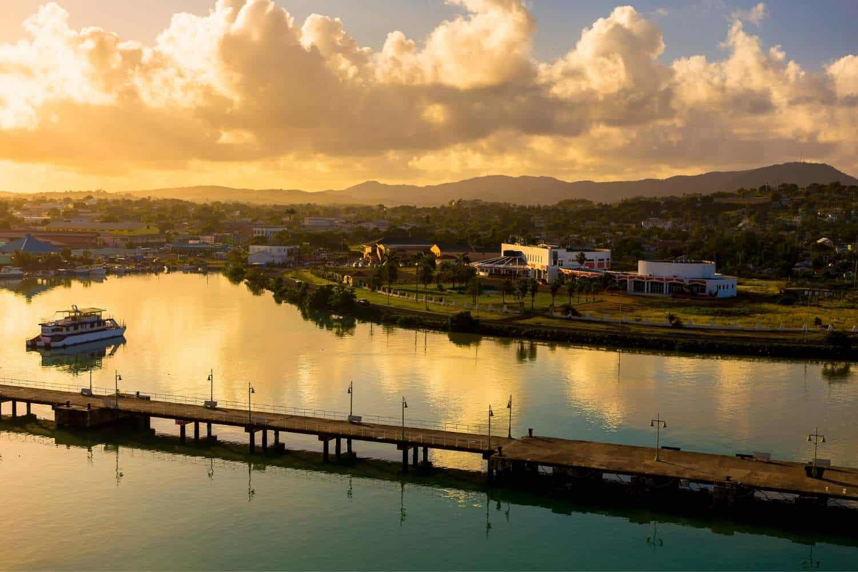 Saint Johns Antigua und Barbuda